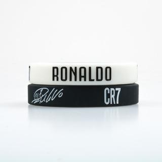 Pulseira Juventus Ronaldo Cr7 - 2 Unidades - Frete Grátis.