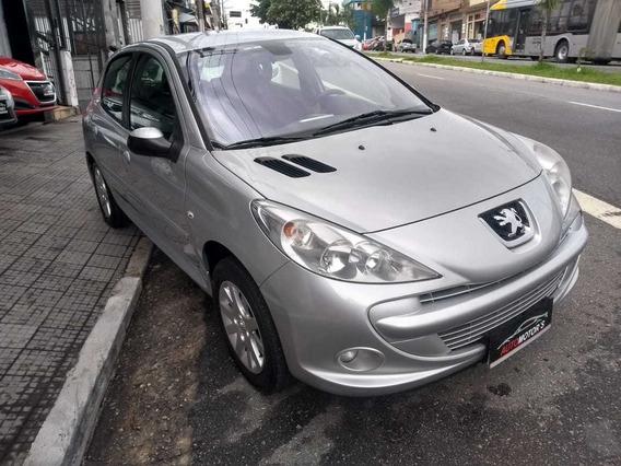 Peugeot 207 Xs 4p 1.6 16v Manual 2012 Financ Sem Entrada