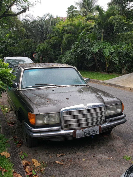 Mercedes-benz 280 S/280 Se
