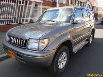 Toyota Prado Vxa Turbo