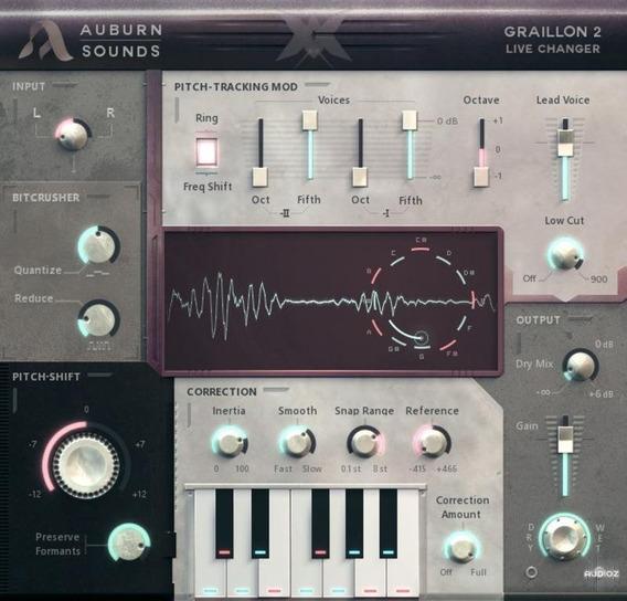 Auburn Sounds -graillon V2.1 Vst. Au. Aax Win.osx X86 X64