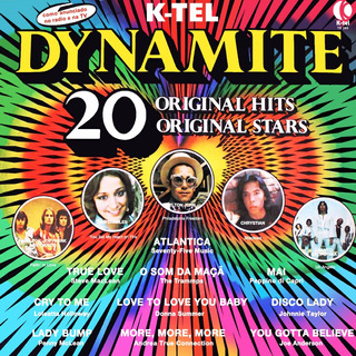 K-tel Dynamite Hit Machine Music Express Music Power