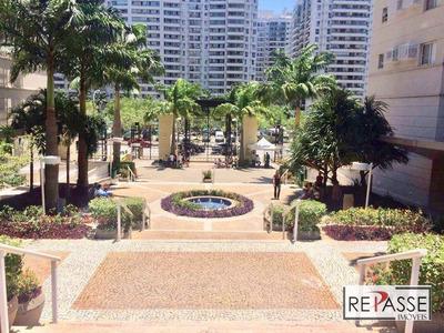 Apartamento Com 4 Dormitórios À Venda, 145 M² Por R$ 1.150.000 - Barra Da Tijuca - Rio De Janeiro/rj - Ap1231