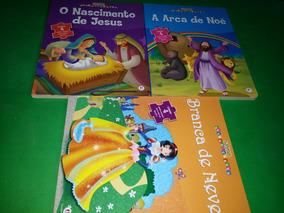 Lote Livros Quebra-cabeças
