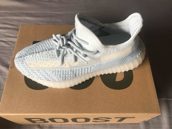 Yeezy Cloud White