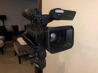 Sony Hxr Nx3 Nxcam Videocámara Profesional + Tripie