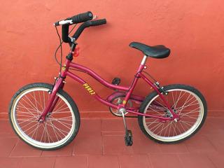 Bicicleta Para Niños Rodado 20