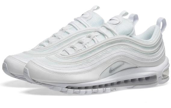 Nike Air Max 97 Triple White. Entrega Inmediata !