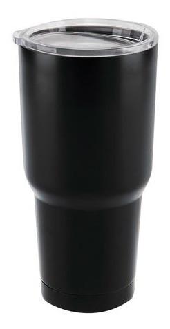 Vaso Tumbler Térmico Acero Inox. 30 Oz 850 Ml