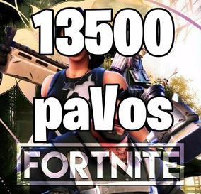 13500 Pavos -fortnite