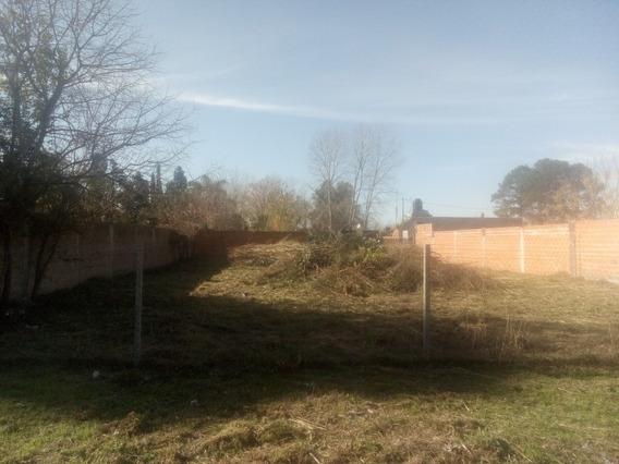 Vendo Lote Terreno Escritura Gral. Rodriguez Zona Oeste