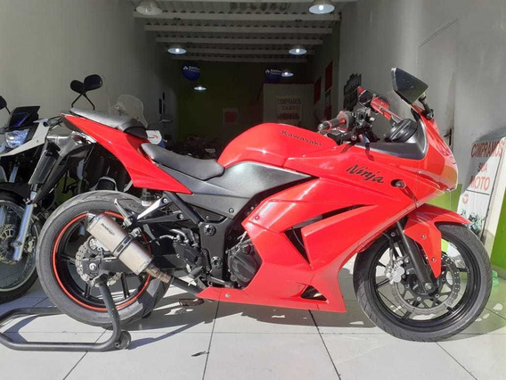 Kawasaki Ninja 250 Nova Sem Detalhes