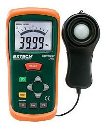 Alquiler Luxometro Extech Lt300, Telurimetro Extech 382252,