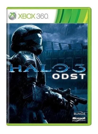 Halo 3 Odst - Xbox 360 - Original - Usado