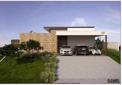 Casa Em Condomínio Para Venda Em Sorocaba, Alphaville 3, 3 Dormitórios, 3 Suítes, 5 Banheiros, 6 Vagas - Cac306_1-1746758