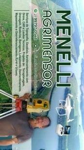 Imagem 1 de 5 de Serviços De Agrimensura , Aerolevantamentos E Projetos.