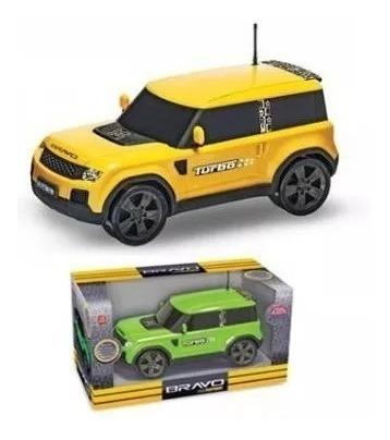 Brinquedo Carrinho Bravo Turbo