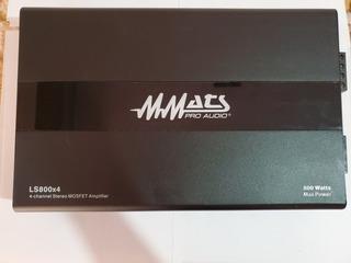 Mmats Pro Audio Ld800x4