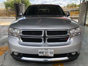 Dodge Durango Sxt V6 3.6l 2012 Factura De Agencia