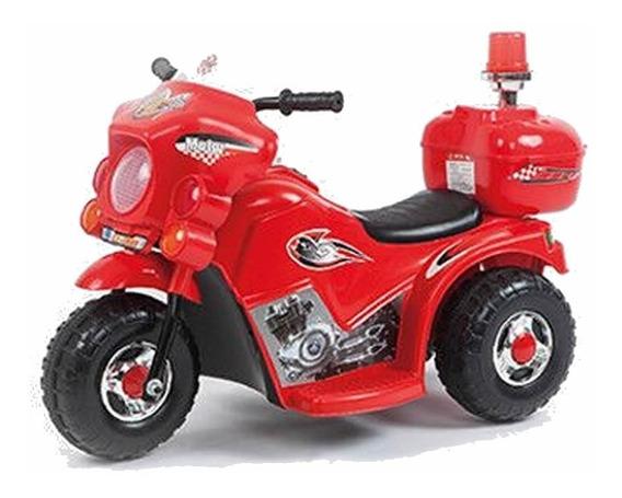 Triciclo Moto 3 Ruedas A Bateria Niño Love 3003 Tienda Love
