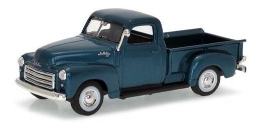 1950 Gmc Pickup Azul - Escala 1:43 - Yat Ming