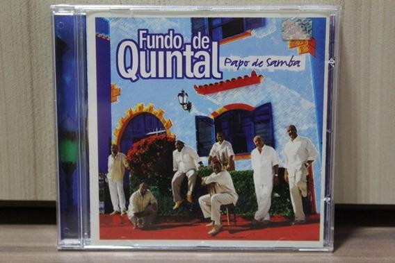 PAPO FUNDO QUINTAL SAMBA DE CD DE BAIXAR