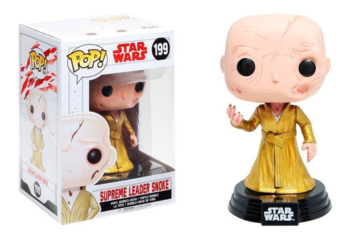 Supreme Leader Snoke #199 Funko Pop