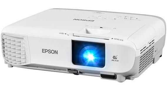 Video Beam Proyector Powerlite 108 Xga 3lcd 3700 Lumens