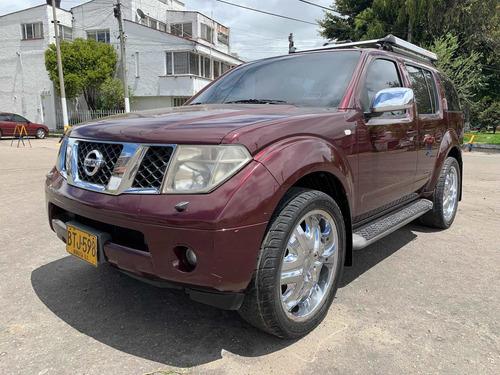 Imagen 1 de 10 de Nissan Pathfinder 2006 4.0 R51 Se 4x4
