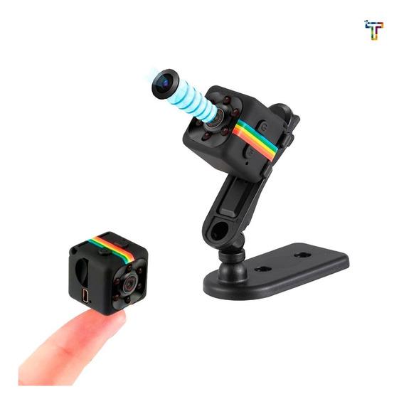 Mini Camara Espia Oculta Full Hd 1080 Vision Nocturna