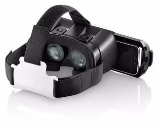 Óculos 3d Realidade Virtual P/ Smartphone - Frete Gratis