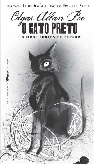 Livro: O Gato Preto E Outros Contos De Terror