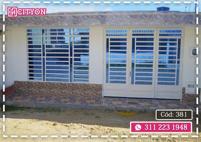 Se Vende Casa En Yapura Norte Código: 381, Florencia.