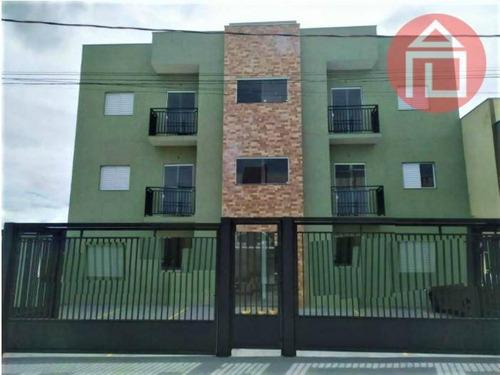 Apartamento Com 2 Dormitórios À Venda, 60 M² Por R$ 180.000,00 - Villa Toscana - Bragança Paulista/sp - Ap0842