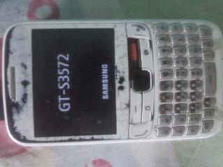 Tlefono Samsung Para Repuestos Gt S3572