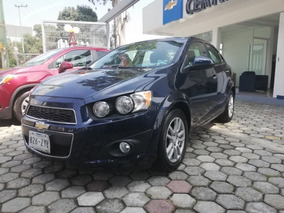 Chevrolet Sonic Paq F Ltz 2015