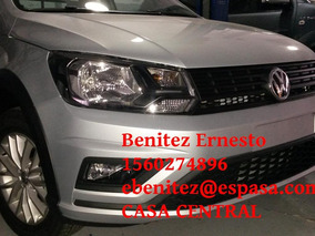 Volkswagen Vw Saveiro 1.6 Cabina Doble Pck/high Oferta Eb