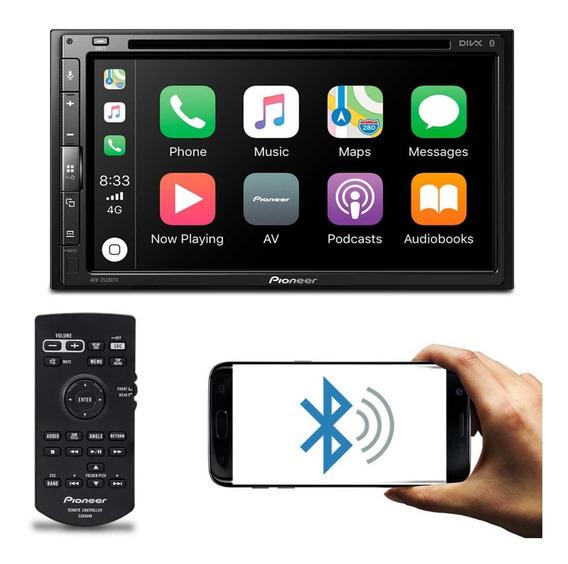 Central Multimídia Pioneer Avh-z5280tv Android iPhone Tv Sd