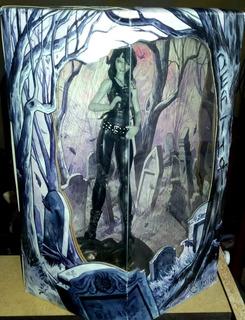 Morte Death Sandman Dc San Diego Comic Con 2012 - Mattel