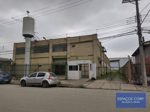 Galpão Para Alugar, 1291m² - Cumbica - Guarulhos/sp - Ga0592