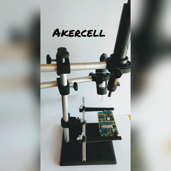 Suporte Microscópio E Estação De Retrabalho M4 Akercell
