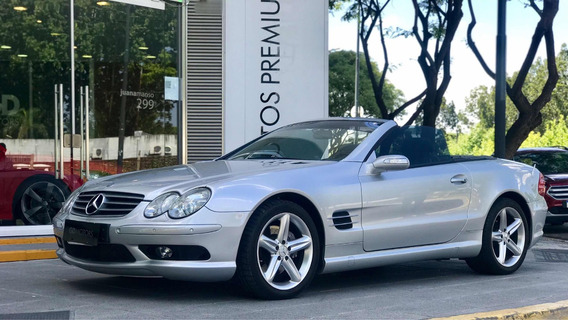 Gd Motors Mercedes-benz Clase Sl 5.0 Sl500 Roadster