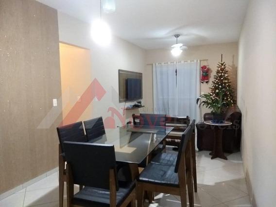 Apartamento Para Venda, 3 Dormitórios, Guilhermina - Praia Grande - 1122