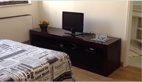 Apartamento À Venda - Jardim Paulista, 1 Quarto,  26 - S893071709