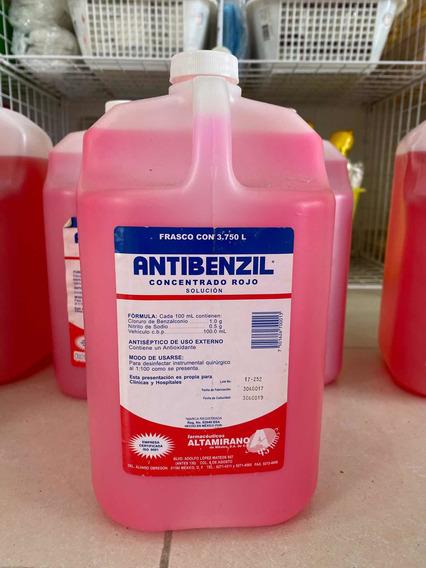 Antibenzil Solucion.