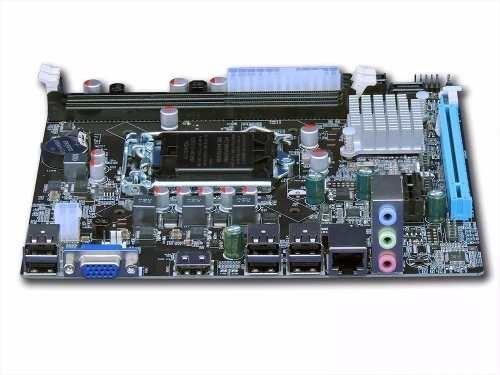 Kit Placa Mae + Processador I5 3.2+8gb Memoria
