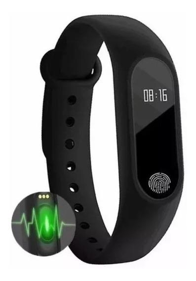 Pulseira Inteligente M2 Fitness Monitor Smartband Bluetooth