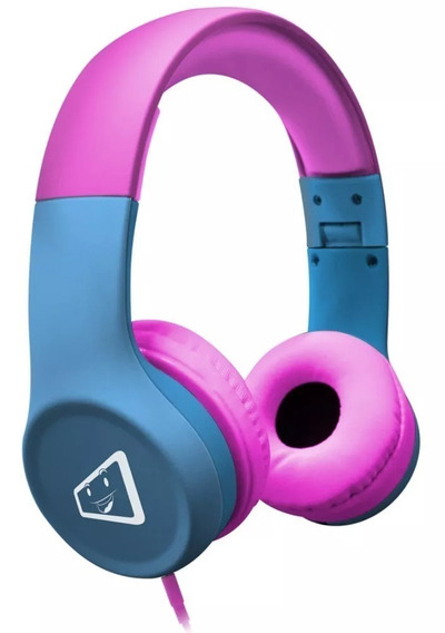 Fone De Ouvido Infantil Estéreo Com Limitador De Volume Elg