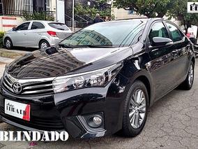 Toyota Corolla Xei 2.0 Flex // 2016 (((( Blindado ))))