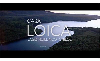 Huillinco 11.5 Kms Camino A Cucao